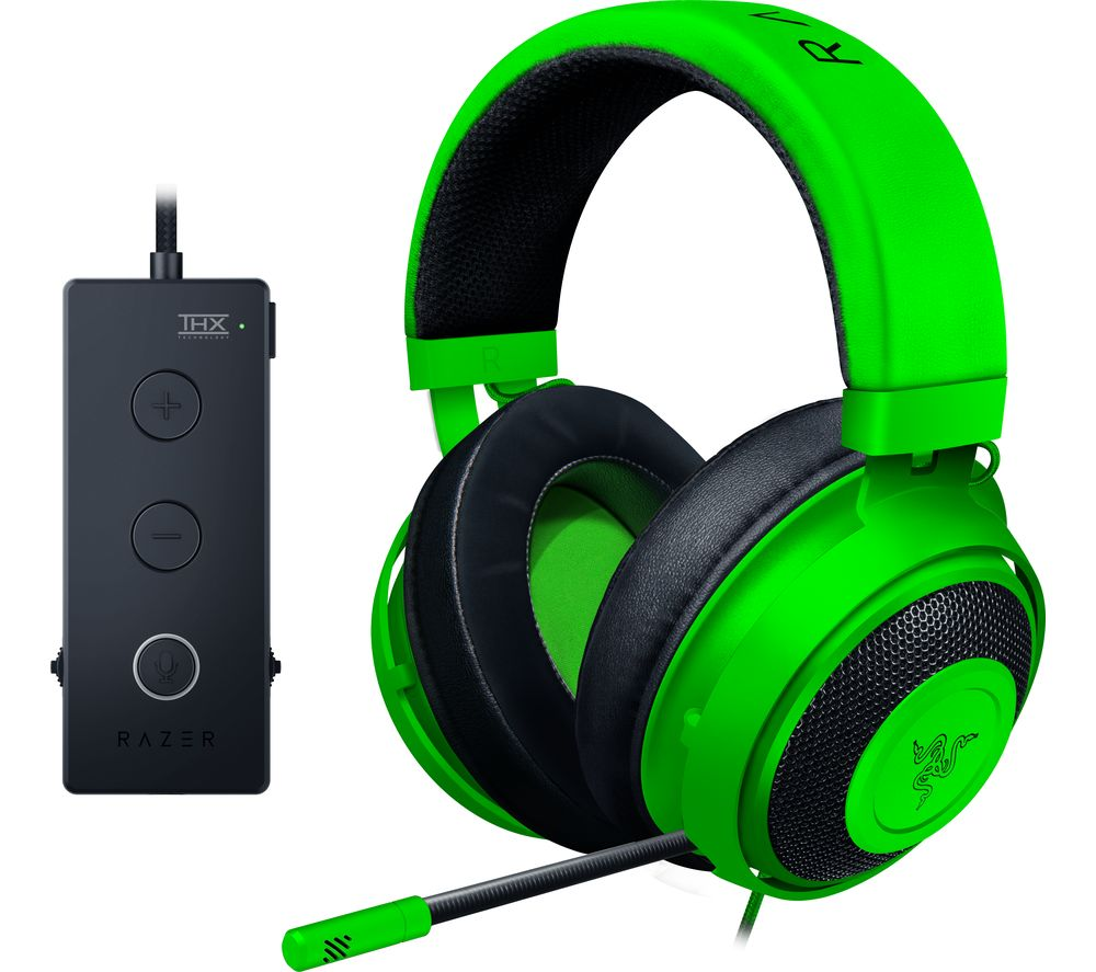 RAZER Kraken Tournament Edition 7.1 Gaming Headset - Green