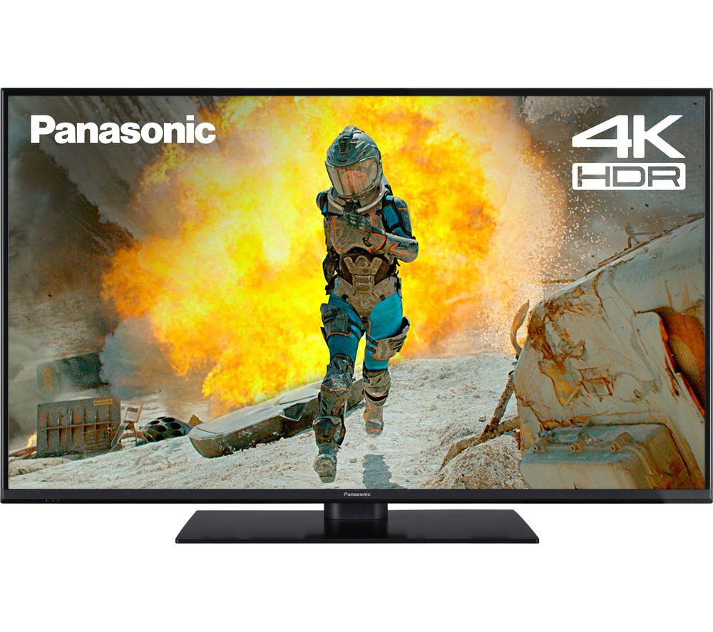 "PANASONIC TX-43FX555B 43"" Smart 4K Ultra HD HDR LED TV"