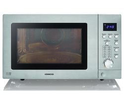 K25CSS19 Combination Microwave – Silver