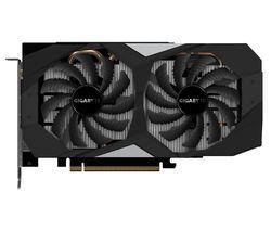GIGABYTE GeForce RTX 2060 6 GB OC Graphics Card