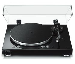 YAMAHA MusicCast Vinyl 500 Belt Drive Bluetooth Turntable - Black
