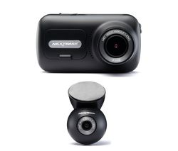 NEXTBASE 322GW Full HD Dash Cam & Rear Window Dash Cam Bundle