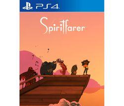 PS4 Spiritfarer