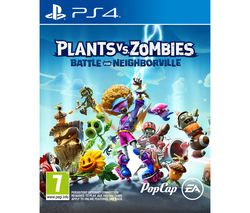 PS4 Plants vs. Zombies: Battle for Neighborville