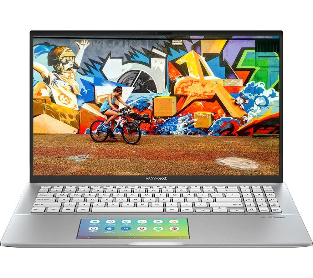 "ASUS VivoBook 15 S532 15.6"" Laptop - Intel® Core™ i5, 512 GB SSD, Silver"