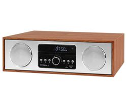 VS-120 Bluetooth Microsystem - Mahogany