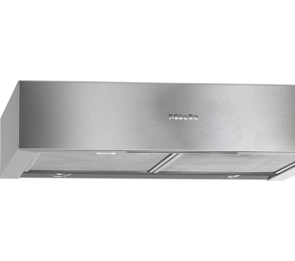 Image of DA1260 Integrated Cooker Hood - Stainless Steel, Stainless Steel