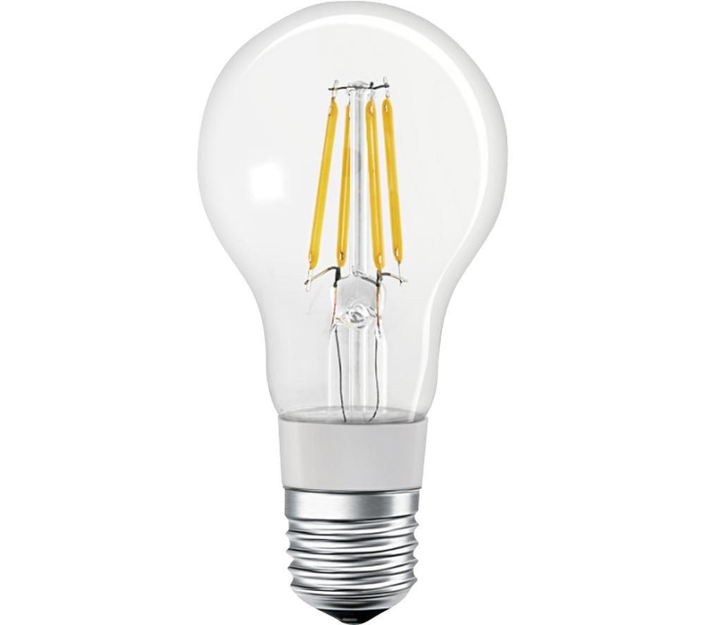 LEDVANCE SMART+ Filament Classic Dimmable LED Light Bulb - E27