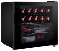 CWC15B20 Wine Cooler - Black