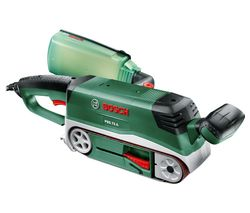 PBS 75 A Belt Sander - Black & Green