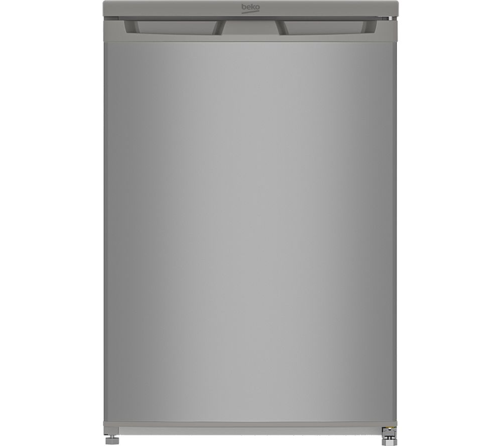 Image of BEKO FXS3584S Undercounter Freezer - Silver, Silver