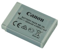 NB-13L Lithium-ion Camera Battery