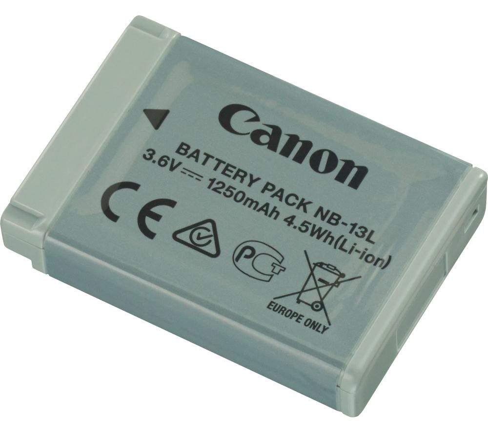 CANON NB-13L Lithium-ion Camera Battery