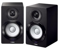 MusicCast NX-500 2.0 Bluetooth Monitor Speakers - Black