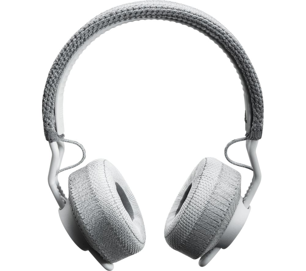 ADIDAS RPT-01 Wireless Bluetooth Headphones - Silver