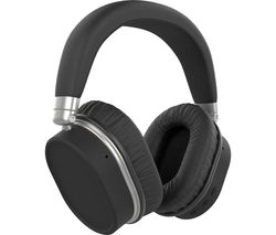 Immerse 75 KSIMM75BK Wireless Bluetooth Noise-Cancelling Headphones - Black
