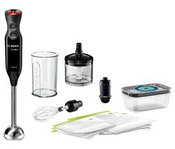 ErgoMixx MS6CB61V5G Hand Blender - Black
