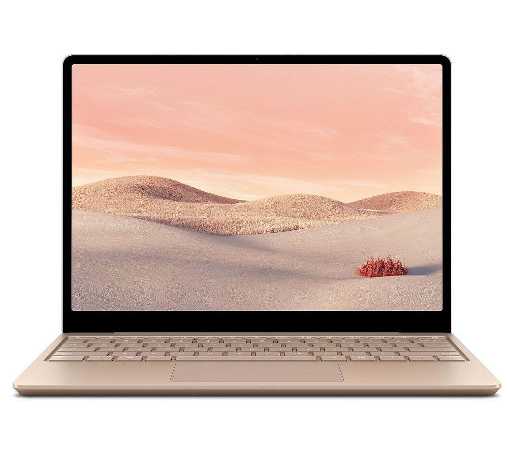 "MICROSOFT 12.5"" Surface Laptop Go - Intel® Core™ i5, 256 GB SSD, Sandstone"