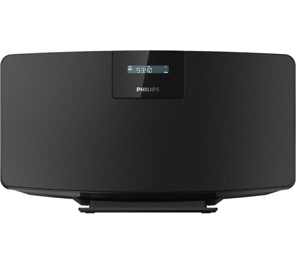 PHILIPS TAM2505/10 DAB+/FM Bluetooth Radio - Black