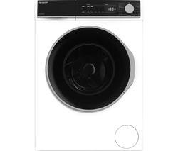 ES-NFB814AWC-EN 8 kg 1400 Spin Washing Machine - White