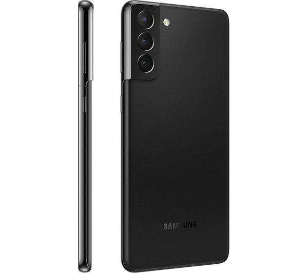 Samsung Galaxy S21+ 5G - 128 GB, Black 5
