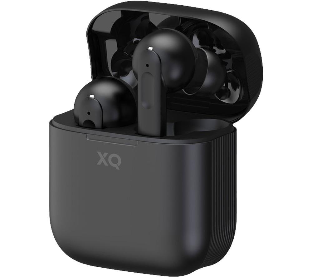 XQISIT TW400 Wireless Bluetooth Earphones - Black