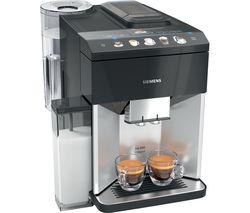 EQ.500 TQ503GB1 Bean to Cup Coffee Machine - Silver