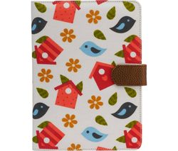 "GOJI GF7TC13 7"" Tablet Case - Birdhouse"
