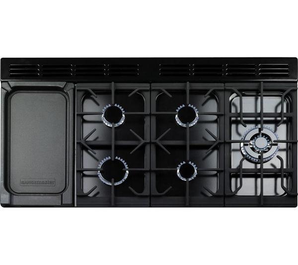 Buy Rangemaster Classic Deluxe 110 Dual Fuel Range Cooker