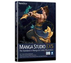 AVANQUEST Manga Studio EX 5