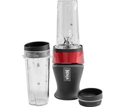 Nutri Ninja Slim QB3001 Blender - Red