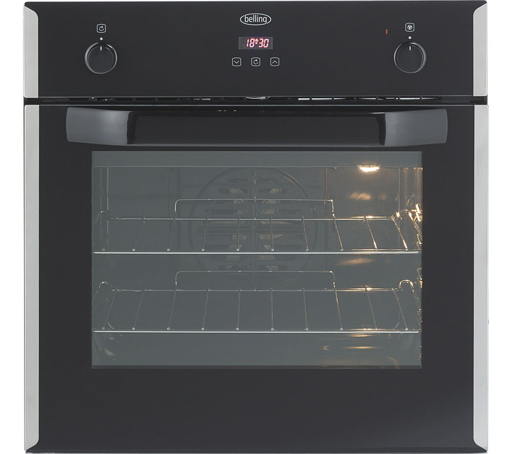 Buy Belling Bi60efr Electric Oven Stainless Steel Free