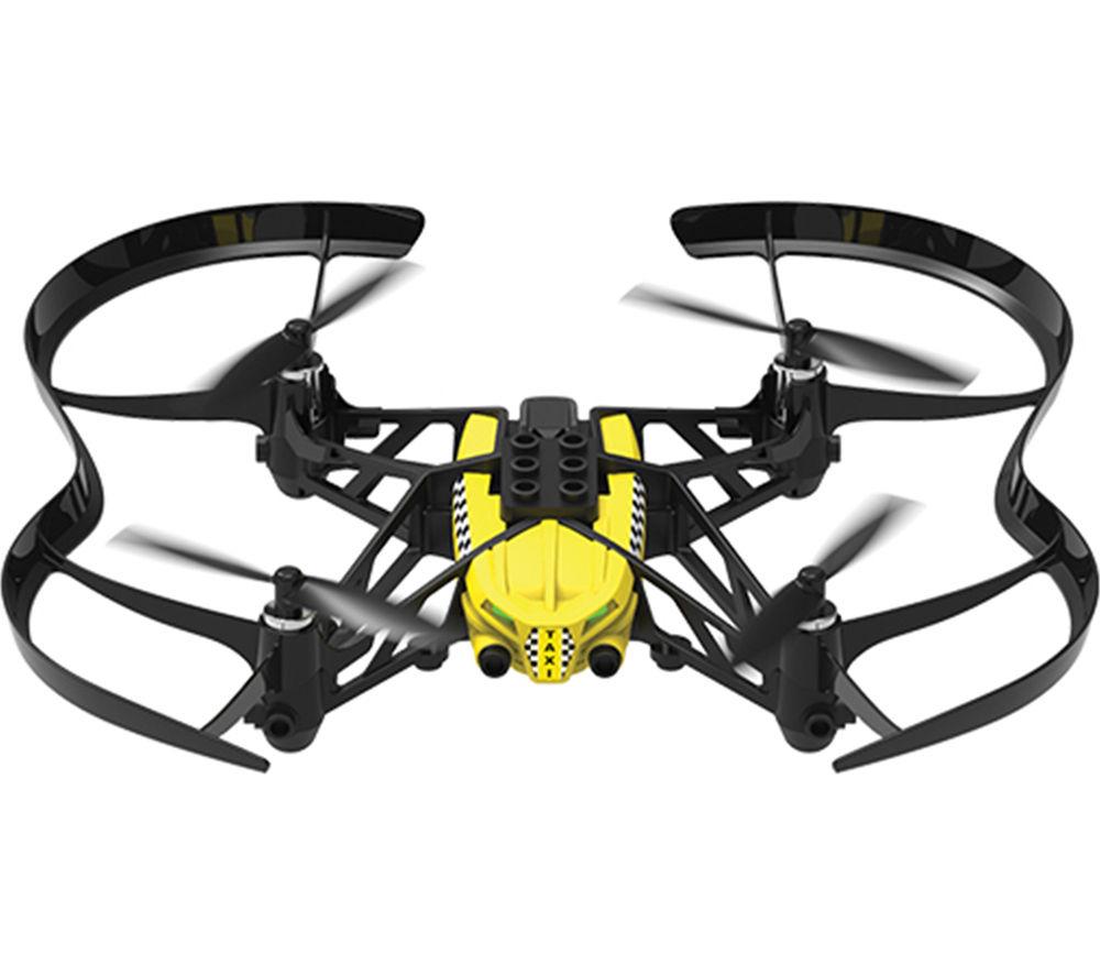 PARROT PF723300 Airborne Cargo Travis Minidrone - Yellow