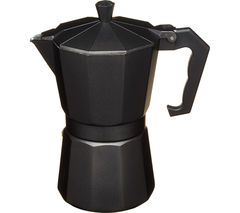 LE'XPRESS Italian Style DSGLX6CUPBLK Espresso Coffee Maker - Black