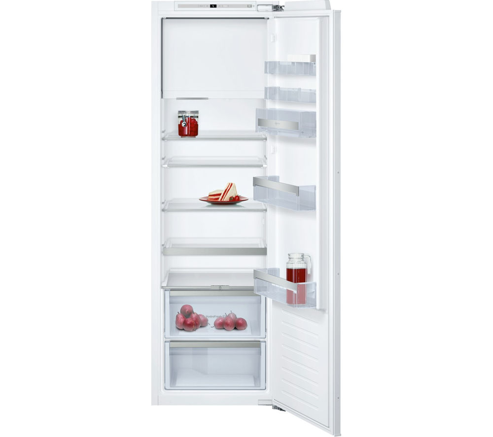 NEFF N70 KI2823F30G Integrated Fridge