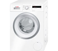 BOSCH Serie 4 WAN28080GB Washing Machine - White