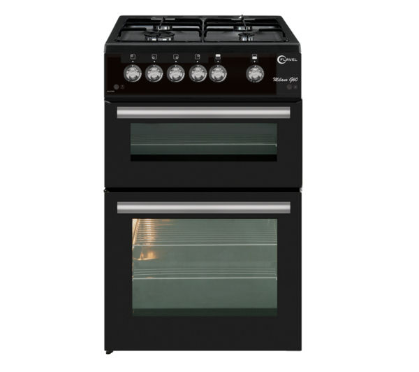 Image of FLAVEL ML61NDK Gas Cooker - Black