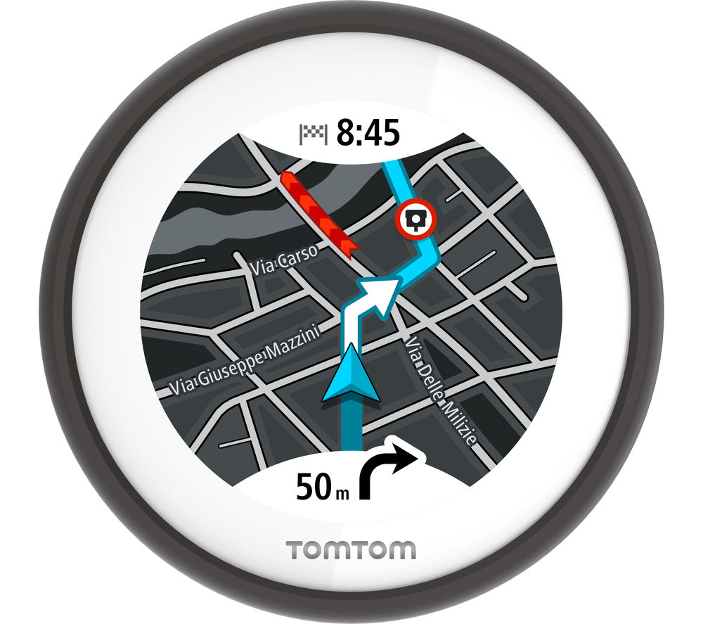 Compare prices for Tomtom VIO Scooter 2.4 Inch Sat Nav