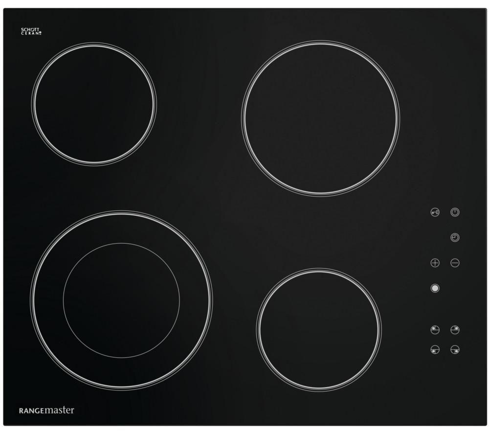 RANGEMASTER RM60HPECGL Electric Ceramic Hob - Black