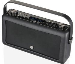 VQ Hepburn Mk II Portable DAB+/FM Bluetooth Radio - Black