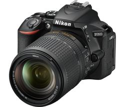 NIKON D5600 DSLR Camera with 18-140 mm f/3.5-5.6G ED VR Lens