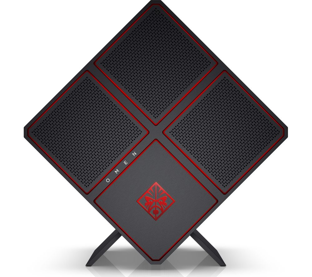 HP OMEN X 900-107na Gaming PC + LiveSafe Premium 2018 - 1 user / unlimited devices for 1 year + Office 365 Home - 1 year for 5 users