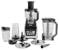 NINJA Nutri Ninja BL682UK2 Food Processor - Black & Silver