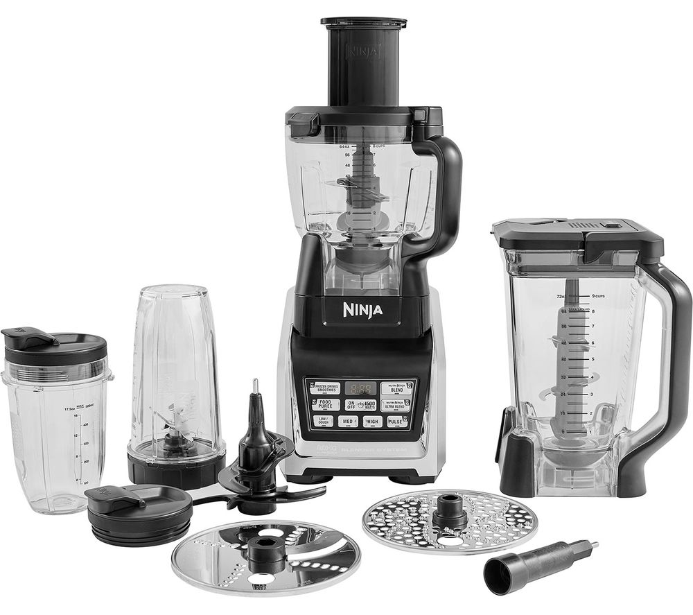 Compare prices for Ninja Nutri NINJA BL682UK2 Food Processor