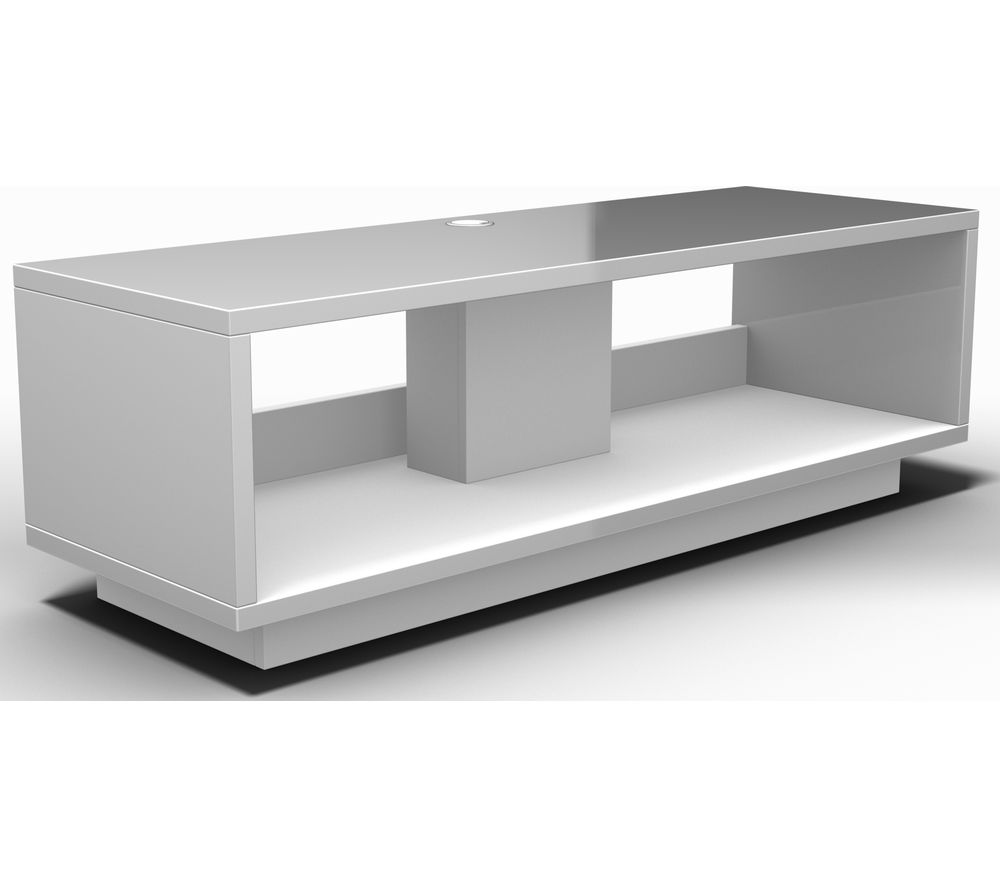 SCHNEPEL VariC 2.0 TV Stand - White Gloss