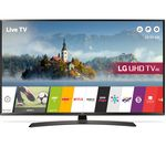 "LG 49UJ634V 49"" Smart 4K Ultra HD HDR LED TV"