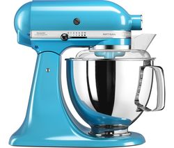 KITCHENAID Artisan 5KSM175PSBCL Stand Mixer - Crystal Blue