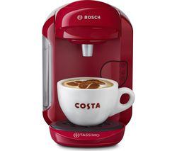 TASSIMO by Bosch Vivy2 TAS1401GB Hot Drinks Machine - Pink