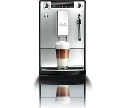 MELITTA Caffeo Solo & Milk E953-102 Bean to Cup Coffee Machine - Silver
