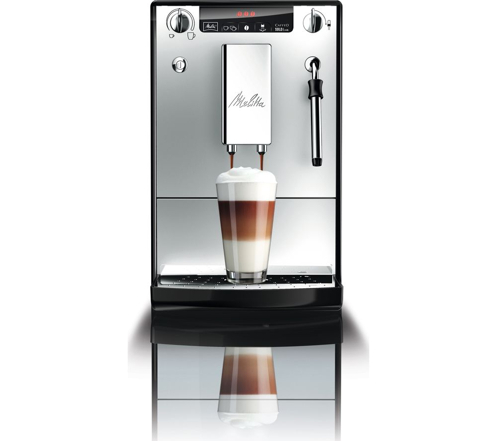 Compare prices for Melitta Caffeo Solo and Milk E953-102 Bean to Cup Coffee Machine